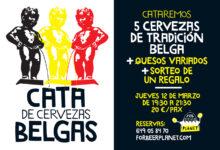 Cata de Cervezas Belgas